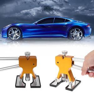 Image 2 - Dent Lifter Paintless Dent Strumenti di Riparazione Grandine Danni di Riparazione di Strumenti di Auto Auto Body Dent Repair Tool per Auto Kit Ferramentas