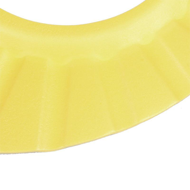 Eva Foam Adjustable Baby Shower Cap For Kids Head Care Child Kids Shampoo Bath Shower Cap Hat Wash Hair Shield