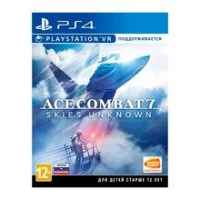 Игра для Sony PlayStation 4 Ace Combat 7: Skies Unknown PS4, русские субтитры