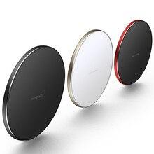 MAXSHARER 10 Вт Беспроводной Зарядное устройство для iPhone 8 Plus/X быстрой зарядки для samsung S8/S8 Плюс/S7 край Nexus5 Lumia 1520 Qi зарядный коврик