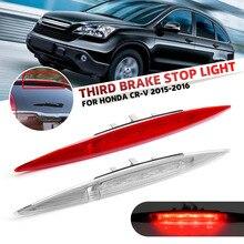 Белый/красный высокий позиционируется установлен дополнительные сзади автомобиля третий тормоз световой стоп-сигнал для Honda CRV CR-V 2012 2013 2014 2015 2016