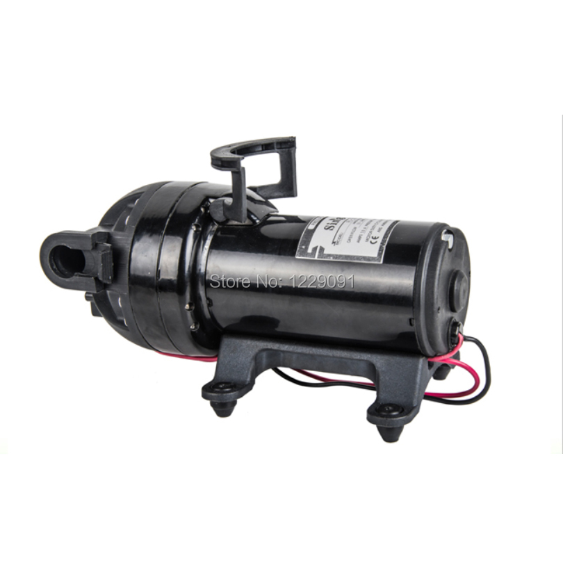 Diaphragm pump high pressure pump 12V 24V DC reciprocating self-priming booster pumpDiaphragm pump high pressure pump 12V 24V DC reciprocating self-priming booster pump
