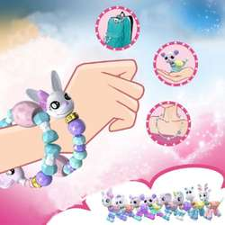 DIY милые животные креативные эластичность детские игрушки подарки игрушки