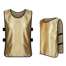 75c35007e 12 PCS Adults Soccer Pinnies Quick Drying Football Jerseys Vest Scrimmage  Practice Sports Vest Breathable Team
