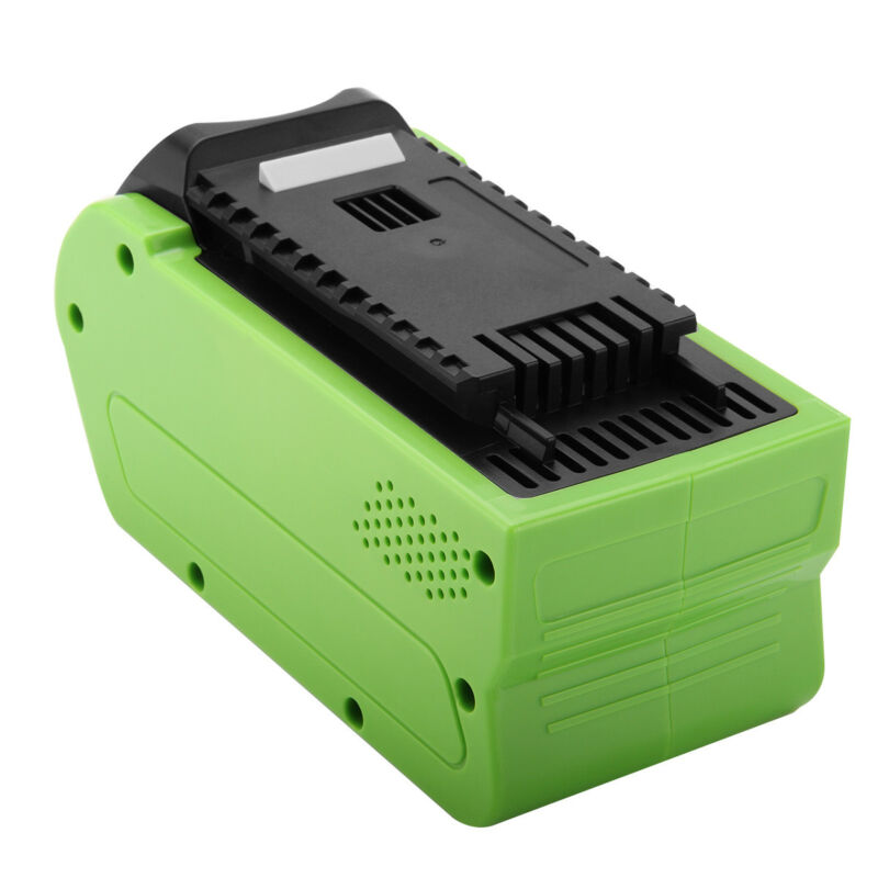 GTF 40V 6000mAh Li-ion Rechargeable Replacement Battery For Greenworks Gen 2 G-MAX 29462 29472 20262 29282 22272  High QualityGTF 40V 6000mAh Li-ion Rechargeable Replacement Battery For Greenworks Gen 2 G-MAX 29462 29472 20262 29282 22272  High Quality