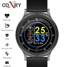 COXRY Smart Watches Women Pedometer Men Watch Sport Sleep Clock Heart Rate Fitness Watch Blood Pressure Smartwatch IOS Android цены