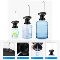 USB Rechargeable Water Pump Dispenser Automatic Electrical Gallon Drinking Bottle Water Pumping Wireless Water Pump