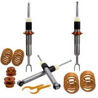 Coilovers Suspension for Audi A4 B6 B7 (8E) ALL Models 2WD/Quattro 2001 2008 Shock Absorber Spring Coil