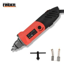 FINDER 500w Mini Electric Grinder 6 Position Variable Speed Polishing Machine Rotary Power Tool For Milling Engraving