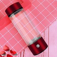 Портативный водорода богатые воды чайник ионизатор корпус генератора здоровье и гигиена USB фильтр Термосумка для термосов чай бутылочки на