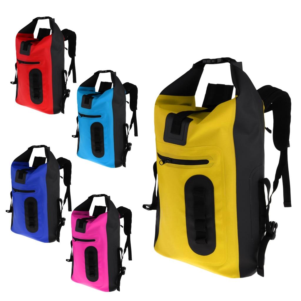 Sac à dos étanche de luxe sac à dos sac à dos pour plage bateau marin kayak randonnée escalade cyclisme randonnée Sport de plein air