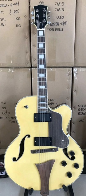 High quality Jumbo jazz electric guitar wholesale