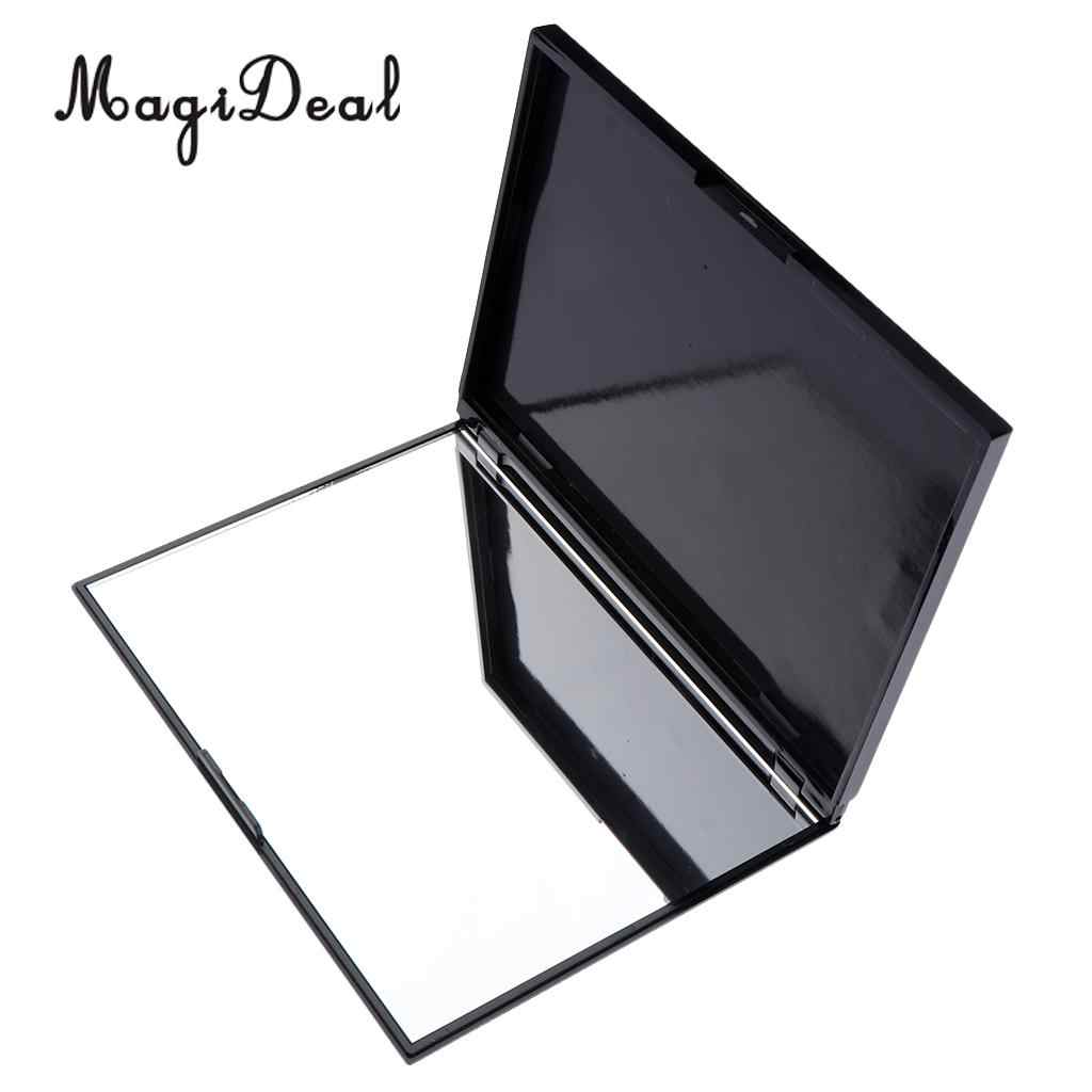 Empty Magnetic Palette Container Box for Eyeshadow Blush Makeup DIY with Mirror