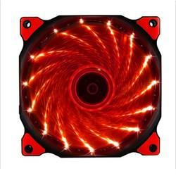 120 мм компьютер бесшумный светодиодный вентилятор охлаждения радиатора, 12 см вентилятор, 12VDC 3 P IDE 4pin