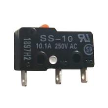 SS-10 микро 10.1A 250 V Микровыключатель