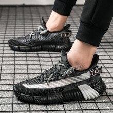 Zapatillas De correr para Hombre, deportivas cómodas Ultra, zapatillas De andar ligeras, transpirables