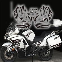 KODASKIN Motorcycle For CFMOTO 650TR-G 2D Fairing Emblem Sticker Decal