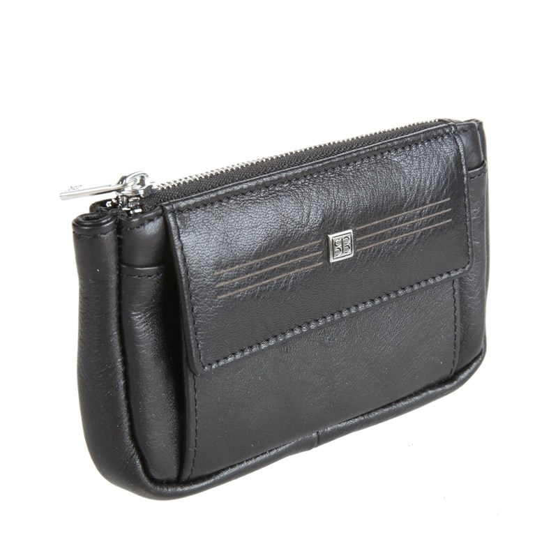 Key Wallets SergioBelotti 3081 west black