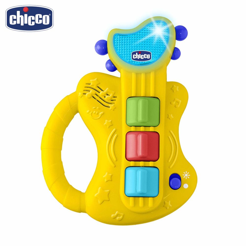 Toy Musical Instrument Chicco 92421 Learning & Education toys instruments Music kids baby for boys and girls Bass