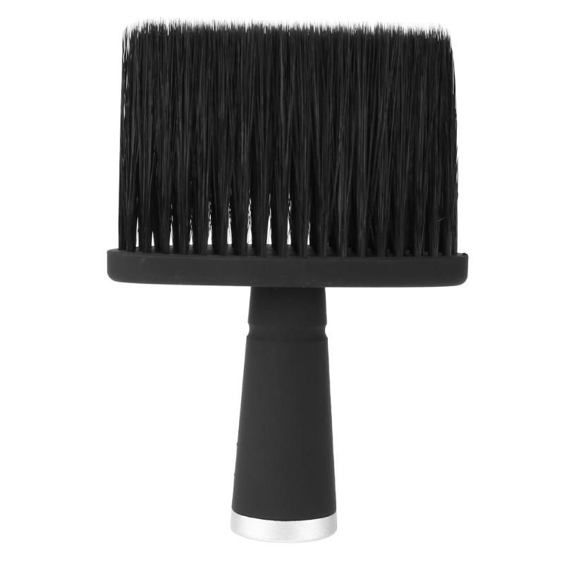 1pc Pro Silicone Handle Hair Cleaning Brush Man-made Fibre Hair Neck Face Washing Brush For Salon Tools Supplies1pc Pro Silicone Handle Hair Cleaning Brush Man-made Fibre Hair Neck Face Washing Brush For Salon Tools Supplies