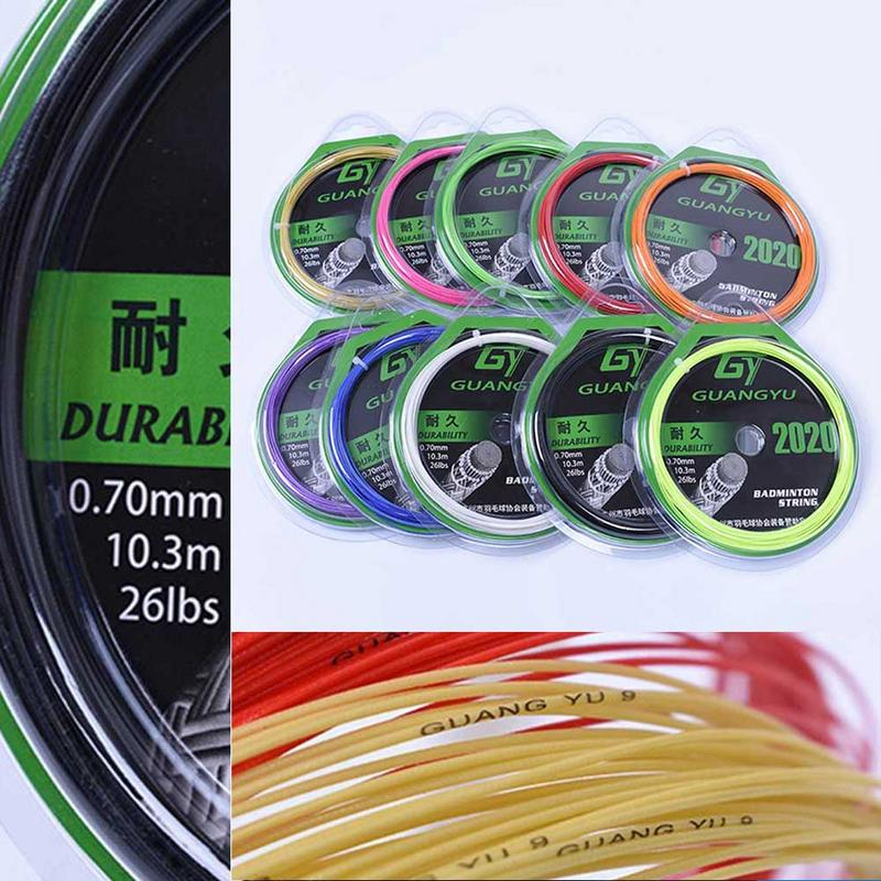 1PCS Badminton Racket Strings Elastic 26 Lbs Badminton Line Nets