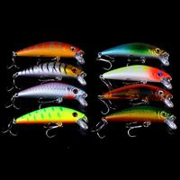 WALK FISH Wobblers Fishing Lures Easy Shiner Swimbait Silicone Soft Bait Double Color Carp Artificial Soft Lure