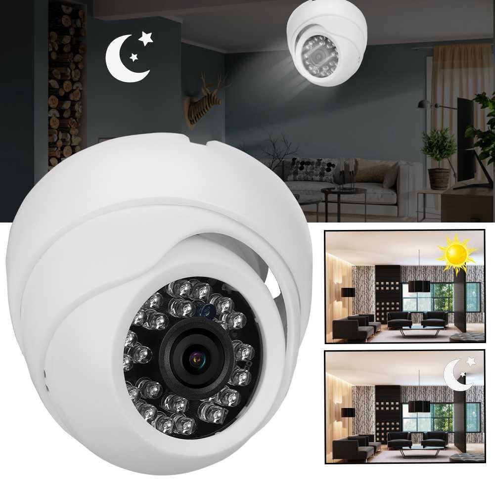 Открытый Водонепроницаемый 24 шт светодиодный 2MP 1080 P Проводная HD аналоговая инфракрасная камера AHD для дома камера 2019