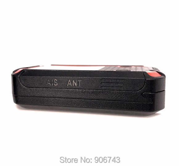New AIS Receiver Portable KSN55-C Built-in ROT&GNSS WiFi&Bluetooth