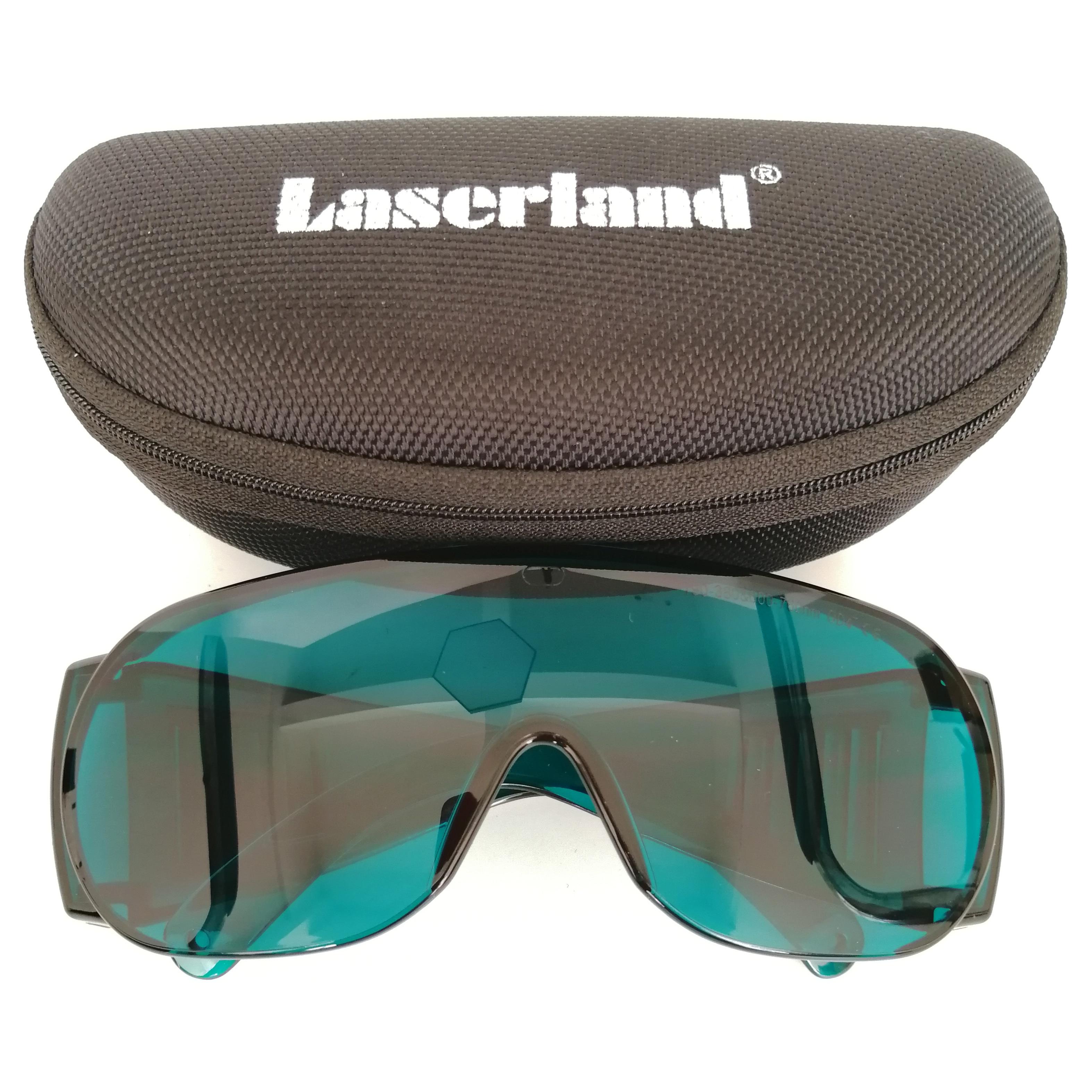 IR Laser Protective Goggles Glasses EP-8 190nm-470nm UV 800nm-808nm-1700nm OD5