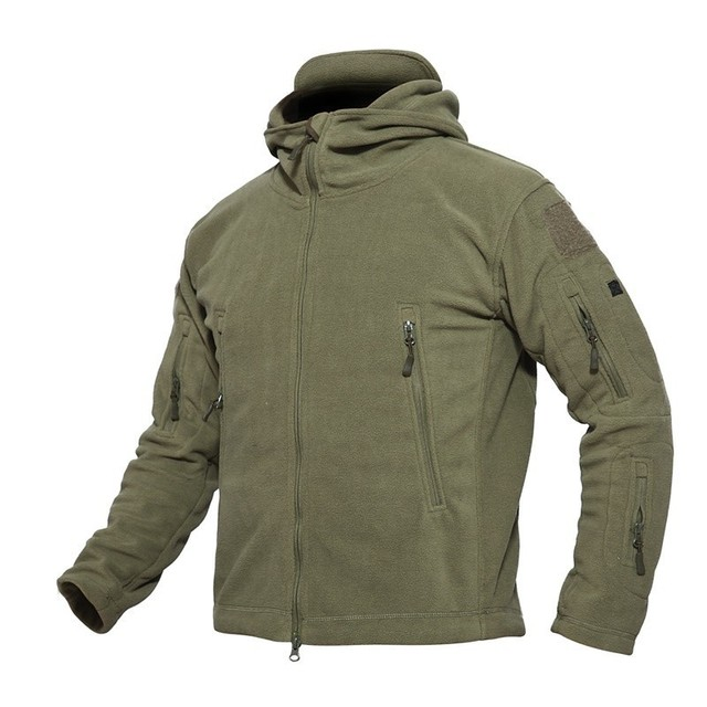 Military Tactical Outdoor softshell Fleece Warm Jacket Men Army Sportswear Thermal Hunt Hiking Sport camping Jackets