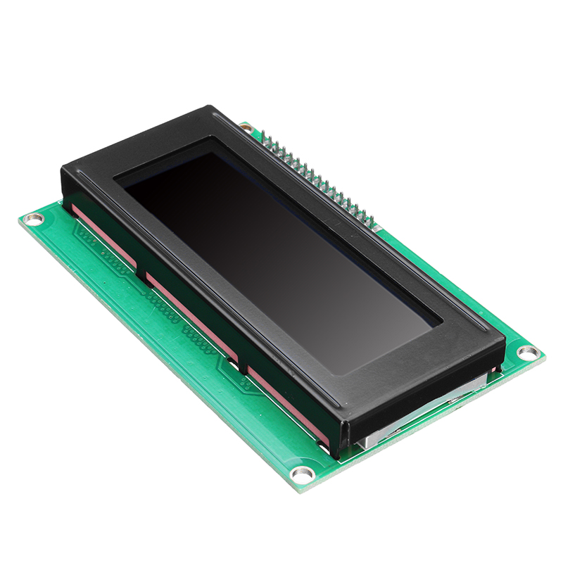 LEORY 1pc  IIC I2C 2004 204 20 X 4 Character LCD Display Screen Module Blue For Arduino