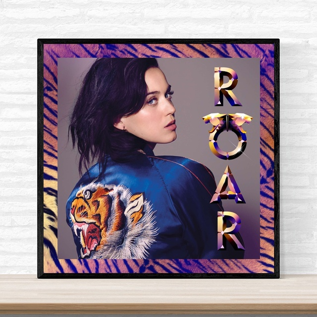 a musica roar de katy perry no krafta