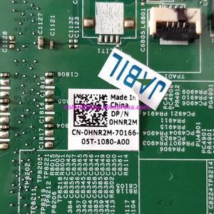 Image 4 - Orijinal CN 0HNR2M 0HNR2M HNR2M HD4650 1G Laptop Anakart için Dell Inspiron 15 M5010 Dizüstü Bilgisayar