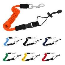Corda de remo elástica de 55 polegadas/140cm, corda de remo, para caiaque, barco, segurança, cordão cozido acessórios de barco a remo