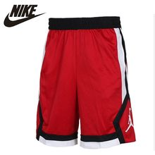 Nike JORDAN RISE Man Basketball Shorts Breathable Quick Dry Sports Running Shorts 924563-010 100(China)