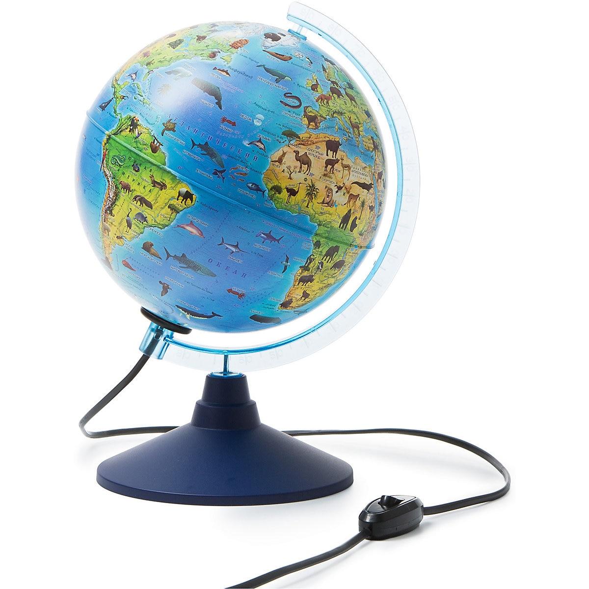 Ensemble de bureau GLOBEN 7327223 organisateur d'accessoires globe pour bureaux et écoles scolaires MTpromo