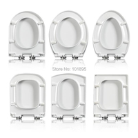 Many Model and Size of PP Material Toilet Seats
