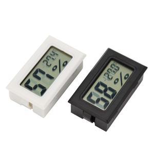 Mini Black Digital LCD Tempera
