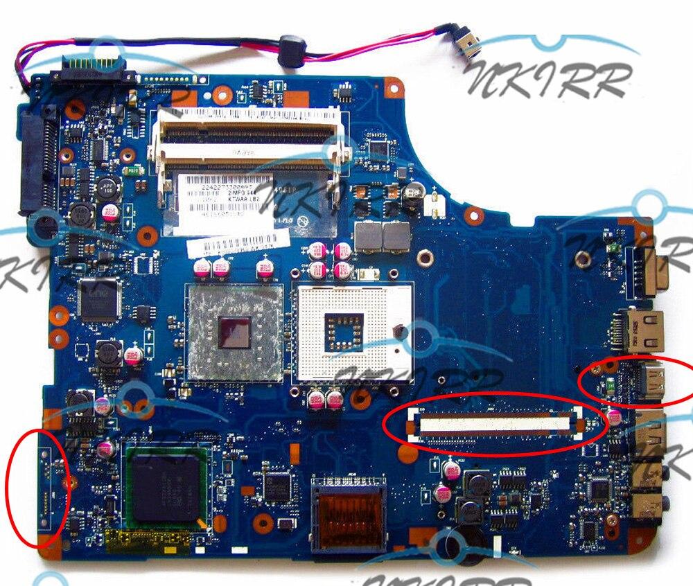 100% work 15 DDR2 KSWAA LA-4981P KTWAA LB2 K000078960 LB3 K000078970 S478 HDIM MotherBoard for Toshiba satellite L505 L500 L550 laptop motherboard for toshiba satellite l550 l555 k000092150 la 4982p kswaa 46179151lb2 100 page 7