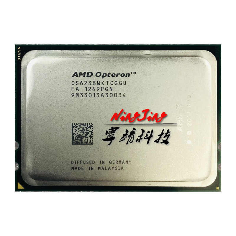 Amd Opteron 6238 Op 6238 2 6 Ghz Twelve Core Twelve Thread 115w Cpu Processor Os6238wktcggu Socket G34 Aliexpress