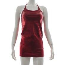 2017 Новый Сексуальный Красный Белье Пижамы Купальник Эротическая Одежда Связывание Сексуальная Флир