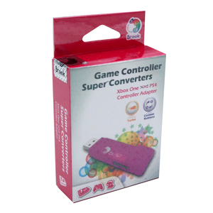 Image 5 - ブルックusbアダプタxbox 1 のためにPS4 ゲームスーパーコンバータ · コントローラ用ジョイスティックGT29