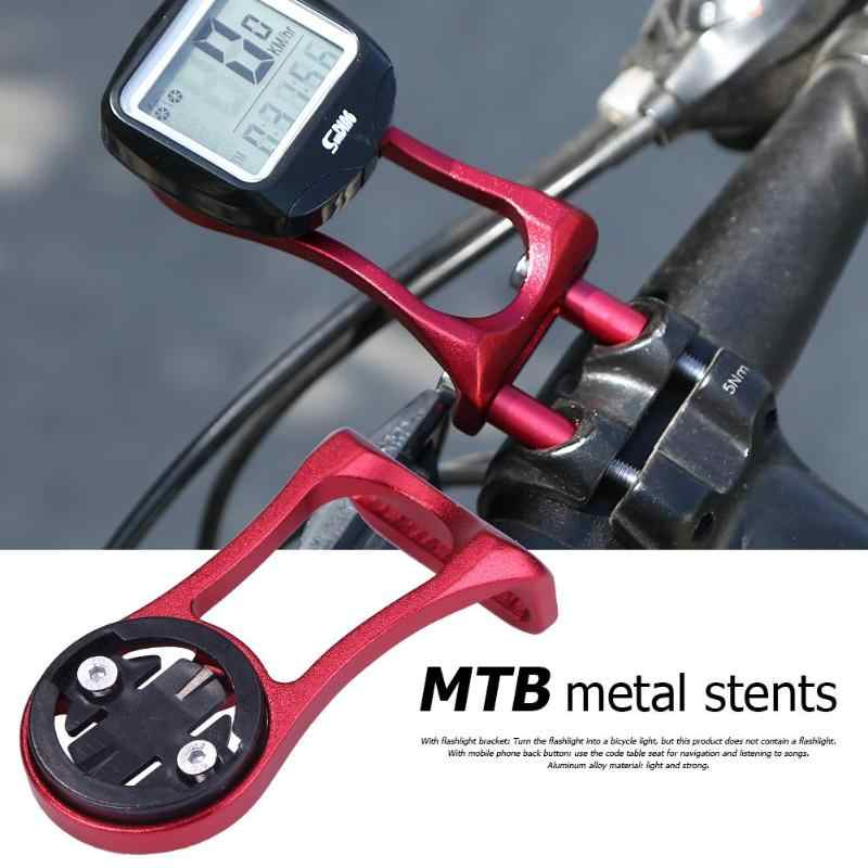 Handlebar Bike bracket Stopwatch Camera Mount Holder Flashlight Bicycle