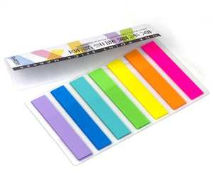 Label Note-Index Stickers Point-Marker Indication Transparent 120sheets