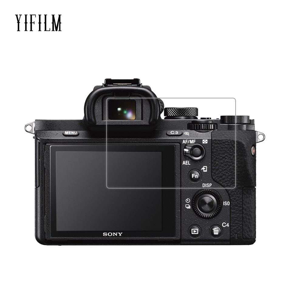 FOTGA Optical Glass LCD Screen Guard Protector For Sony Alpha A7 A7R A7S Camera