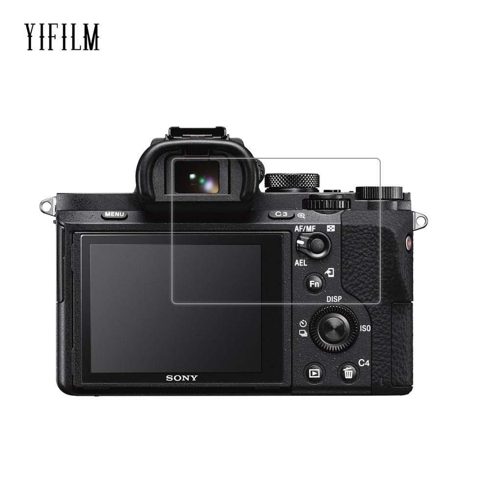 2x Protector De Pantalla Canon EOS 77D protección Film Protector de pantalla claro