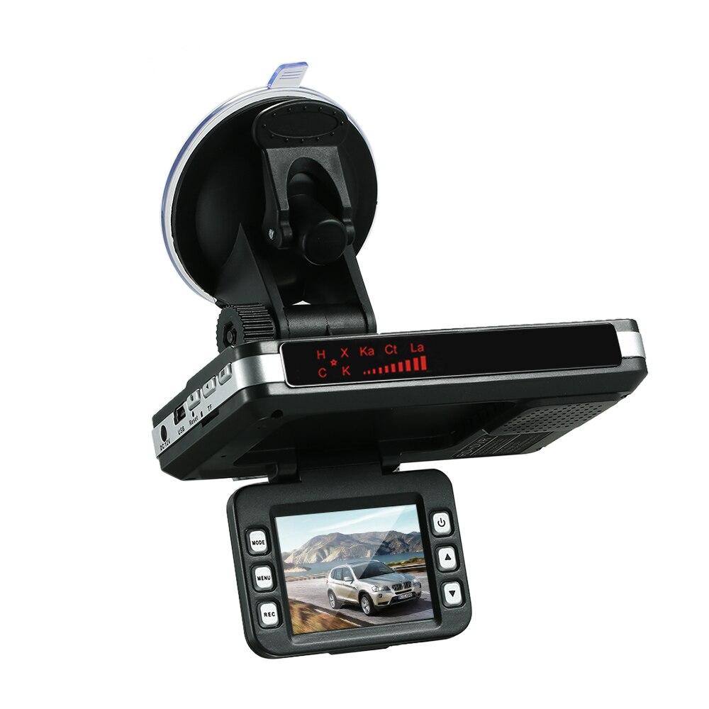 Car Dashcam Radar-Speed-Detector Recording DVR G-Sensor Full-Band 720P 1 with Mute Button-Loop