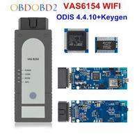Car Diagnostic Scanner Tool VAS6154 Car Inspection Tool With WIFI USB ODIS V4.4.10VAG For Audi VW SKODA SEAT MAN Instrument