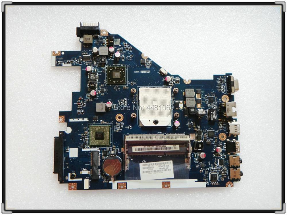 Galleria fotografica PEW96 LA-6552P per <font><b>Acer</b></font> aspire 5552 5552g NOTEBOOK LA-6552P Scheda Madre Del Computer Portatile MBR4602001 MB. R4602.001 DDR3 CPU Libero