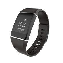 Smartwatch Blutdruck Herz Rate Monitor WatchPedometer GPS Track Wetter Prognose Tragbare Fitness Tracker Fitbit Uhr